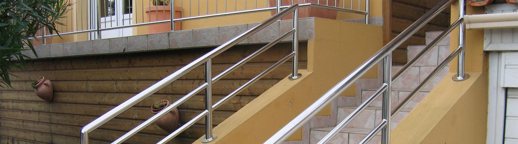 Savoir-faire SVTM Rambarde d'escalier